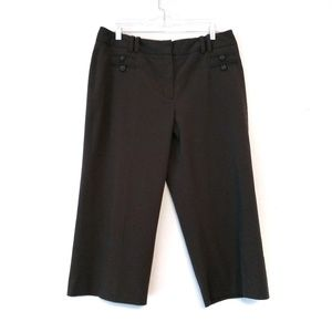 {Offers Welcome} Cato - stretch Capri pants
